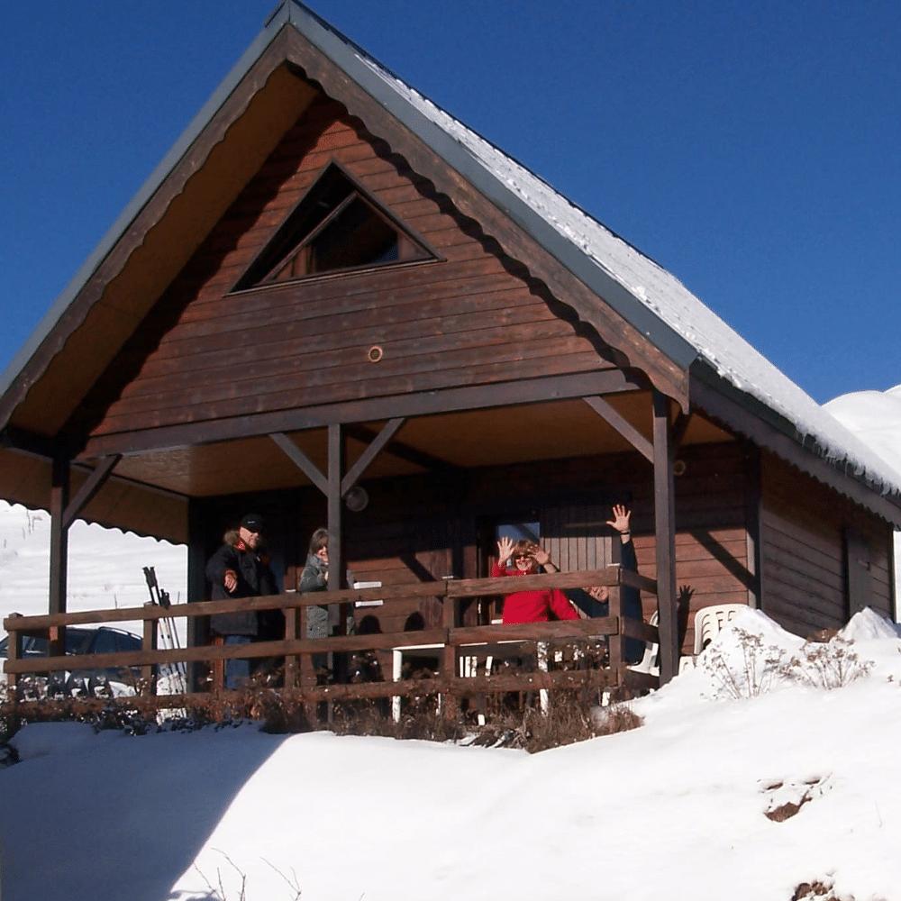 Location chalet 7 personnes la Toussuire - les Sybelles - Maurienne