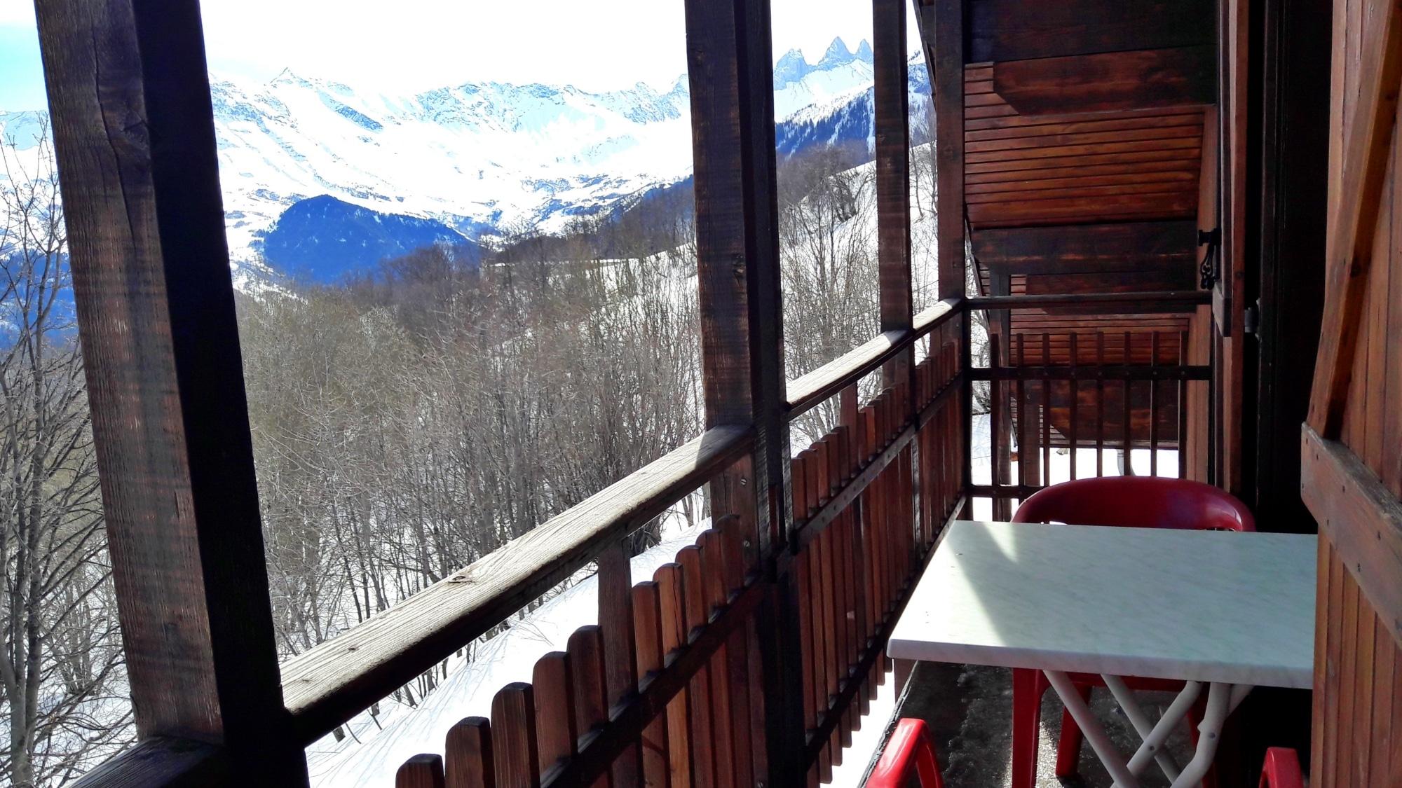 Location Appartement 5 personnes au ski la Toussuire les Sybelles