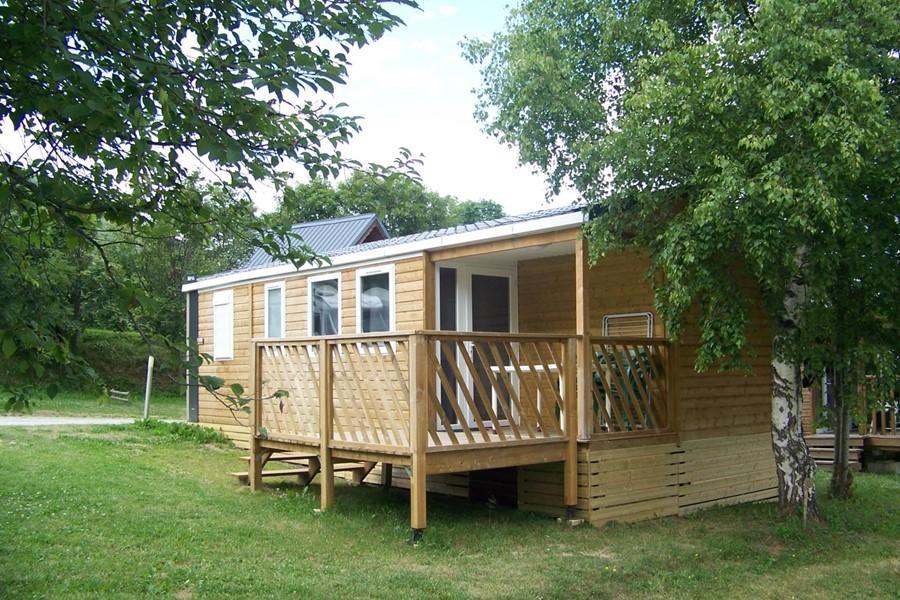 Location chalet Loggia camping du col la Toussuire