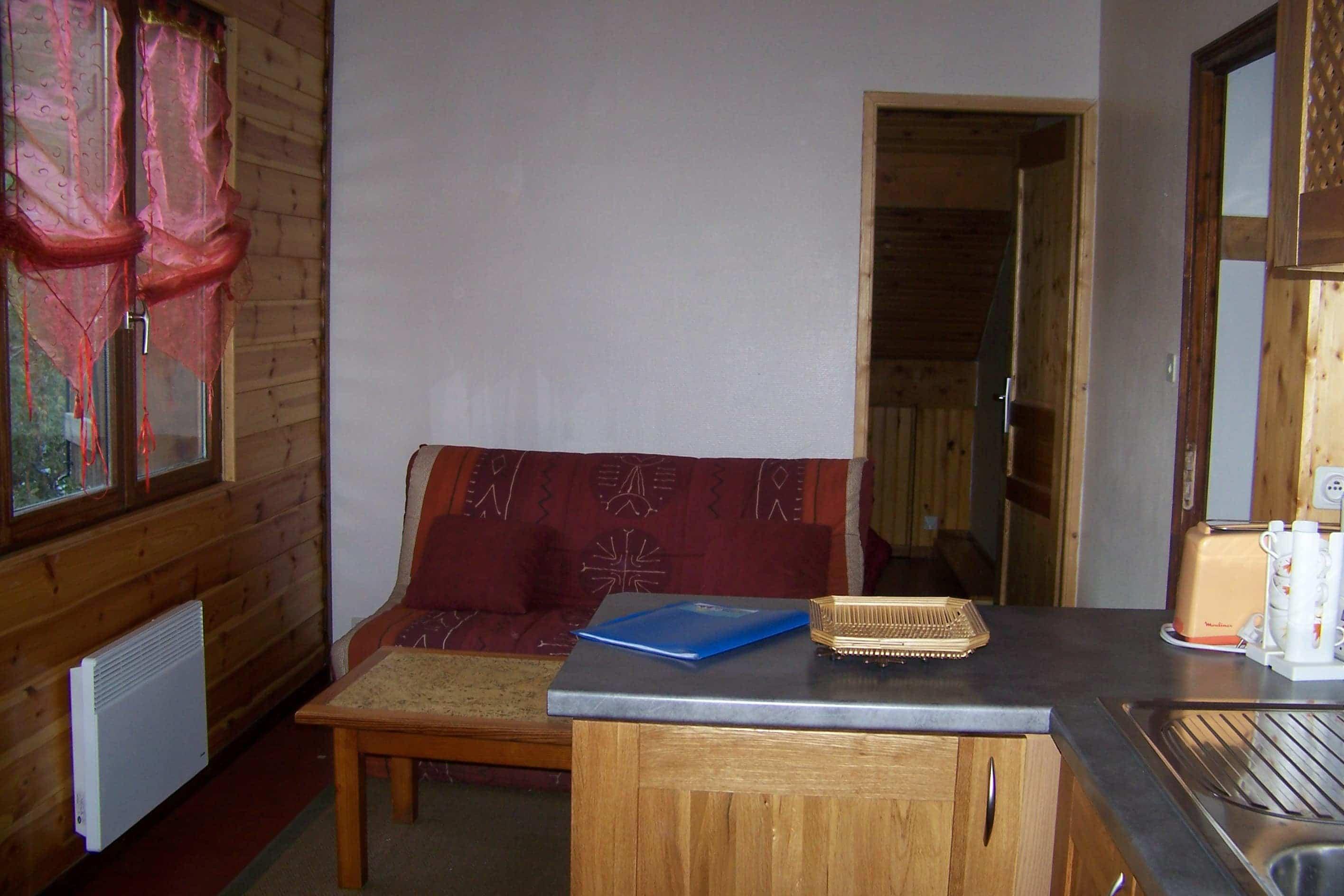 Location Appartement 5 personnes Camping du Col La Toussuire